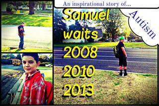 Samuel waits collage inspirational story