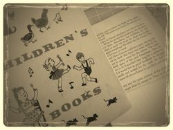 One of my challenges: teaching people how I honor books by tearing them apart and repurposing them