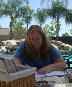 Writing at kimberlys