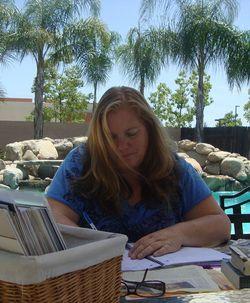 Writing at kimberlys