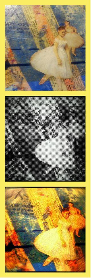 Degas Collage 1