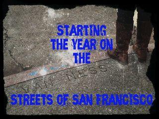 Van Ness in San Francisco
