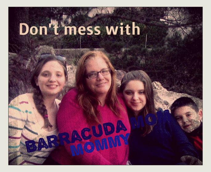 Barracuda Mommy