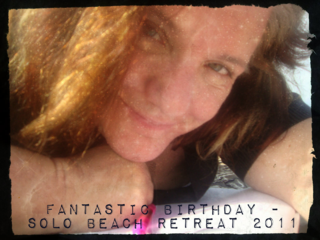 I would recommend a solo birthday retreat for anyone seeking personal growth breakthroughs
