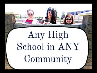 Any high school in any community