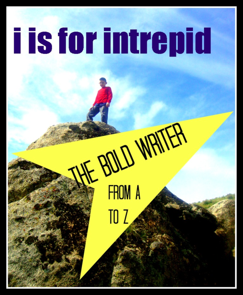 I is for Intrepid