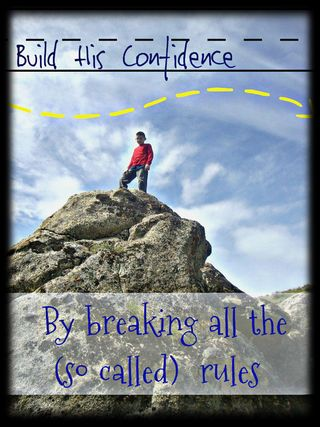 Build Child's Confidence for Blog