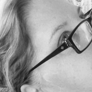 Contemplative: Considdering cancer and its fingerprint, heartshaped, on my face.