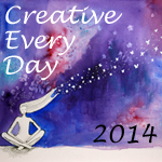 Badge - Creative Every Day from Leah Piken Kolidas