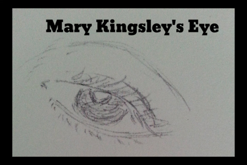 Sketch of an eye