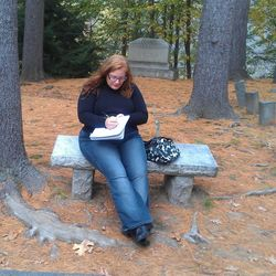 Writing at sleepy hollow