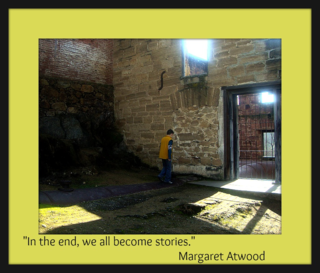 In the End, We All Become Stories - Margaret Atwood, Samuel in Mill