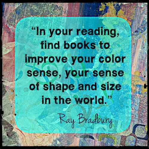 TPW Ray Bradbury complete color