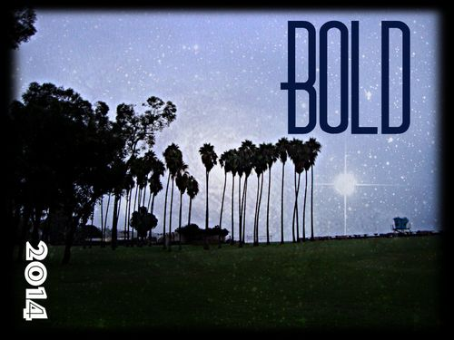 B is for Bold image
