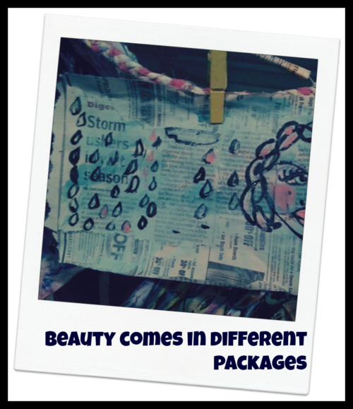 Beautiful comes in different packages