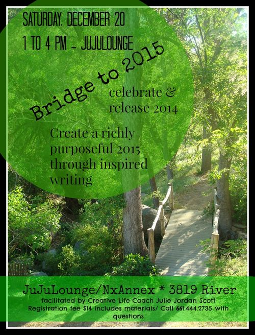 Bridge to 2015 flyer