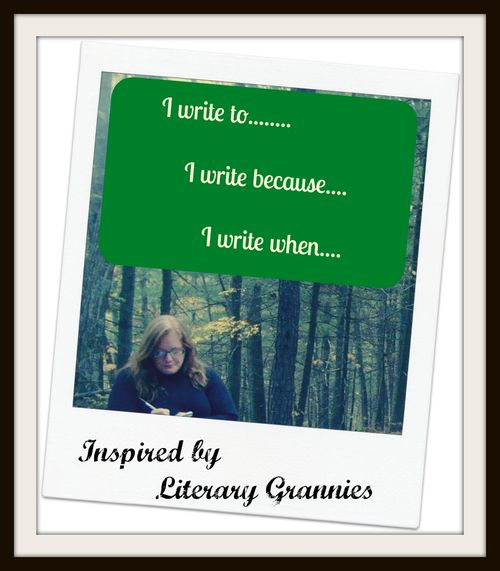 I write....literary grannies