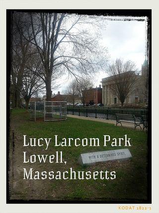 Lucy Larcom park