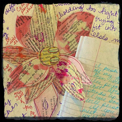 Writing Fun Flower