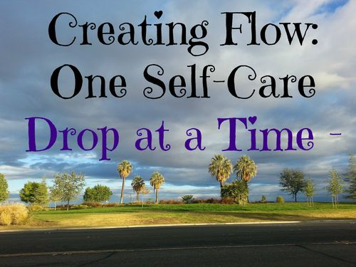 One Drop of Water Self Care