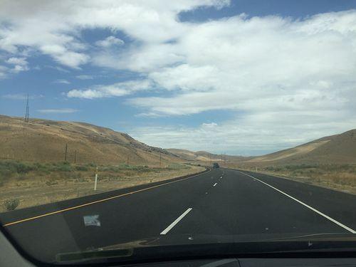 Grats wide open road
