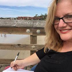 Ventura writing