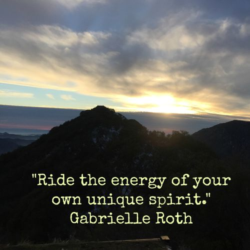 Ride the Energy too with words