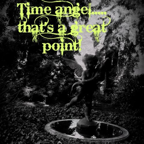 Time angel great point