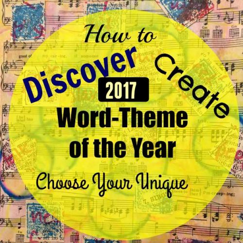2017 Word Theme
