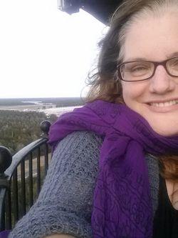 Pensacola lighthouse january 2014