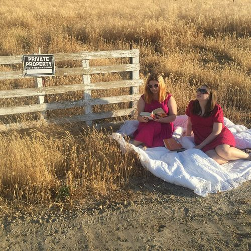 Chase no trespassing moment