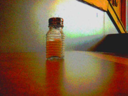 Inspiration salt shaker