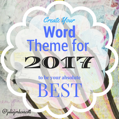 2017 Theme of the Year