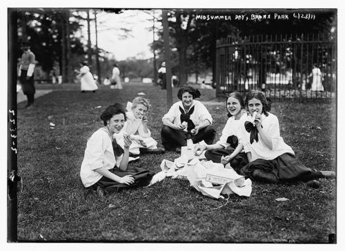 4th 1911 bronx picnic