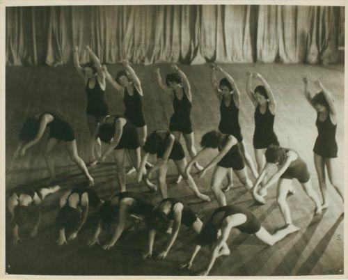 Dancers NY 1920
