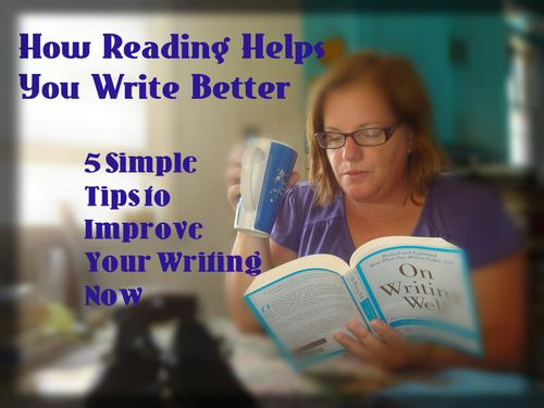 Reading to be a better writer