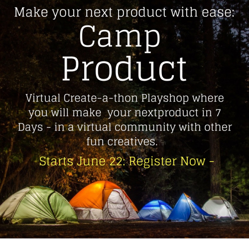 Camp Product with June Date